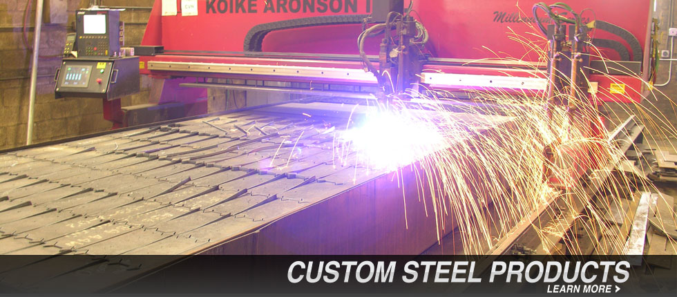 Custom Steel Products