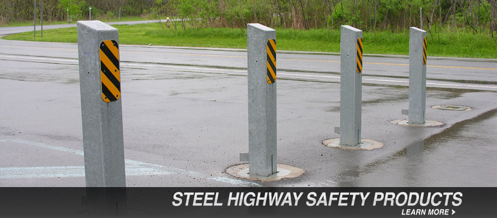 Steel Highway Safety Products